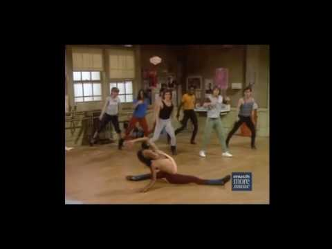 Fame TV Series  - First in line = Dance instrumental