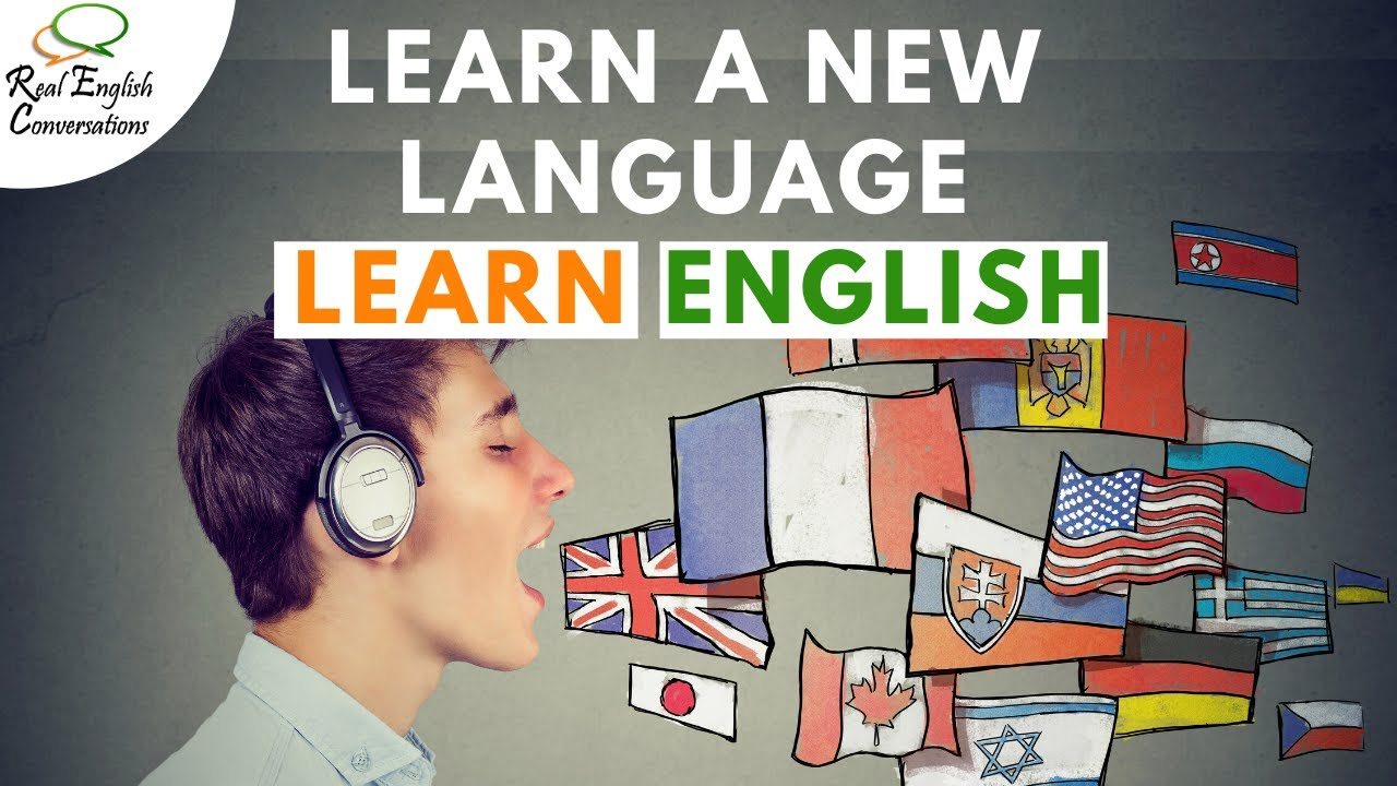 English Conversation about Learning Languages | Part 2 ...