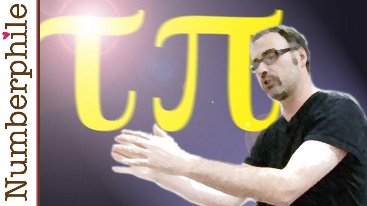 Download Tau replaces Pi - Numberphile
