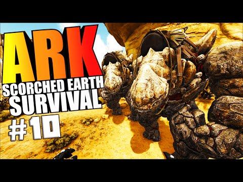 ARK Survival Evolved - TEK BIONIC SPINO, UNLIMITED DUPING POTION