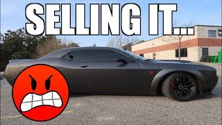 5 Things I HATE About My 2018 Widebody Challenger Hellcat!