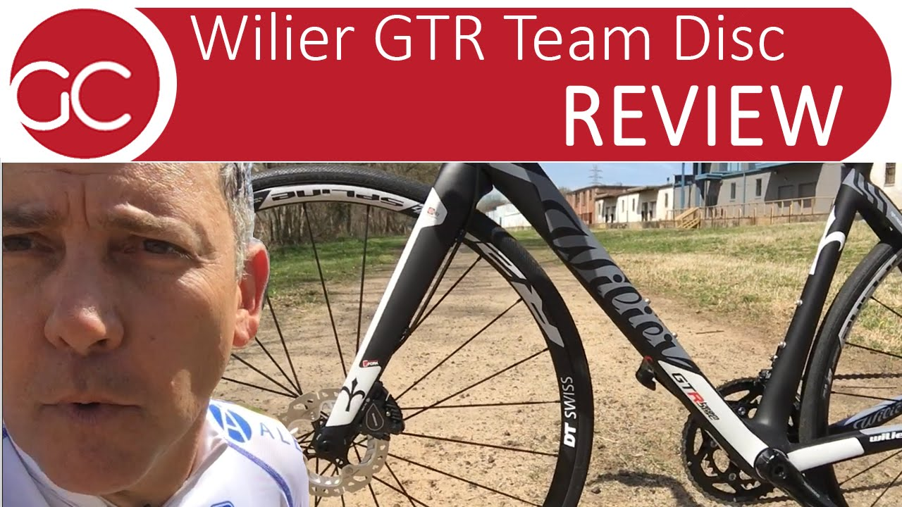 db8ce167885 Wilier GTR Team Disc Review - YouTube
