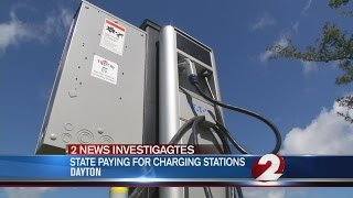 Taxpayer funded electric car charging stations mostly unused