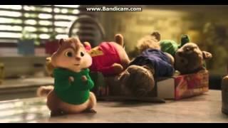Трейлер до Мультфильма Элвин и бурундуки: грандиозное бурундуключение