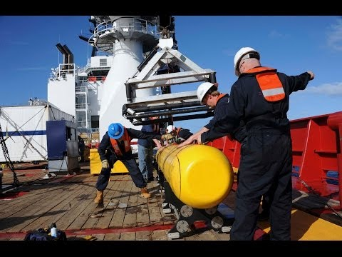 MH370 Underwater Search For Black Box Begins
