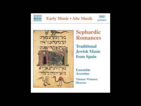 """Se Verias: If You Would See"" - Sephardic Romances: Traditional Jewish Music from Spain"