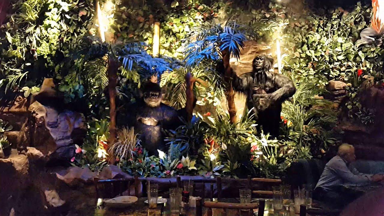 Rainforest Cafe Niagara