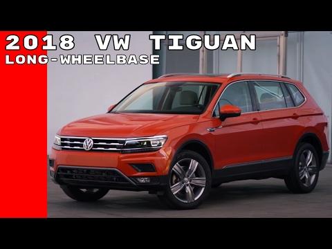 2018 Volkswagen Tiguan Long Wheelbase - 동영상
