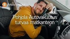 Pohjola Autovakuutus turvaa matkanteon