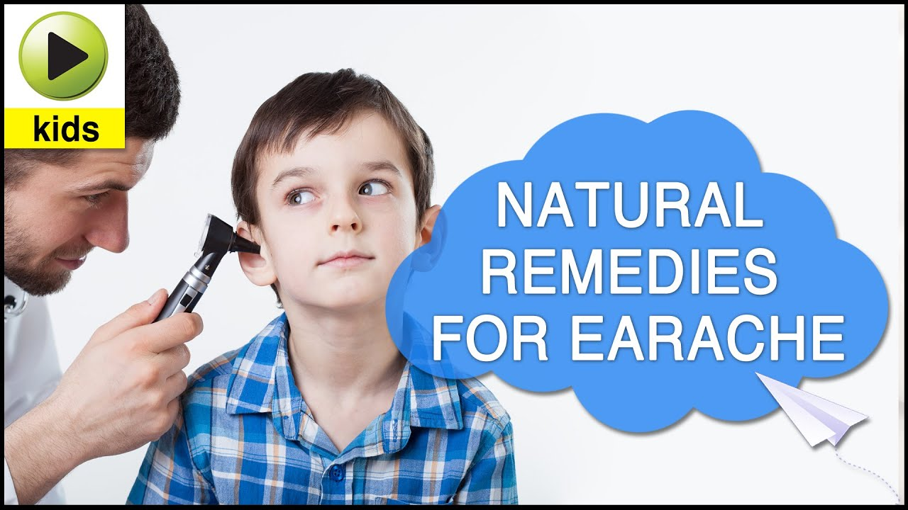 The child has an earache. What to do How to treat