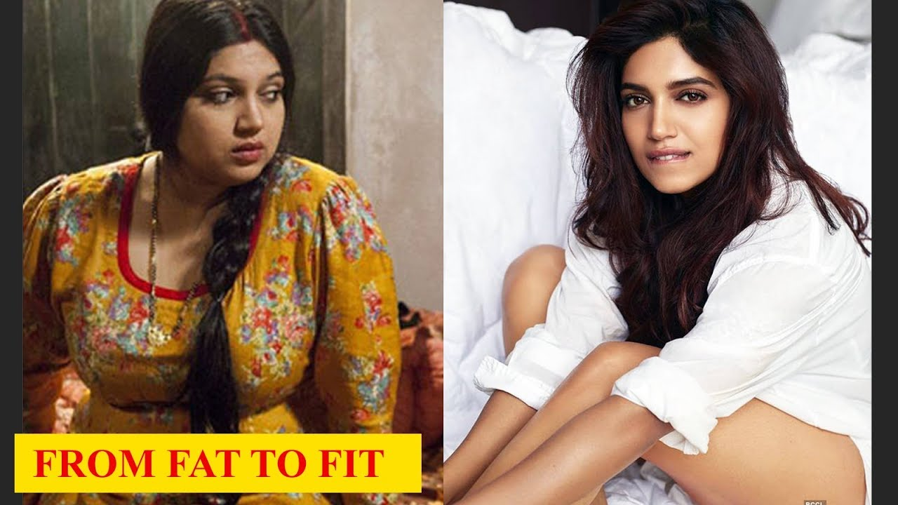 Download From fat to fit, Bhumi Pednekar shares 7 weight loss secrets