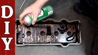 How to Replace a Valve Cover Gasket - Toyota Camry 2.2L Engine