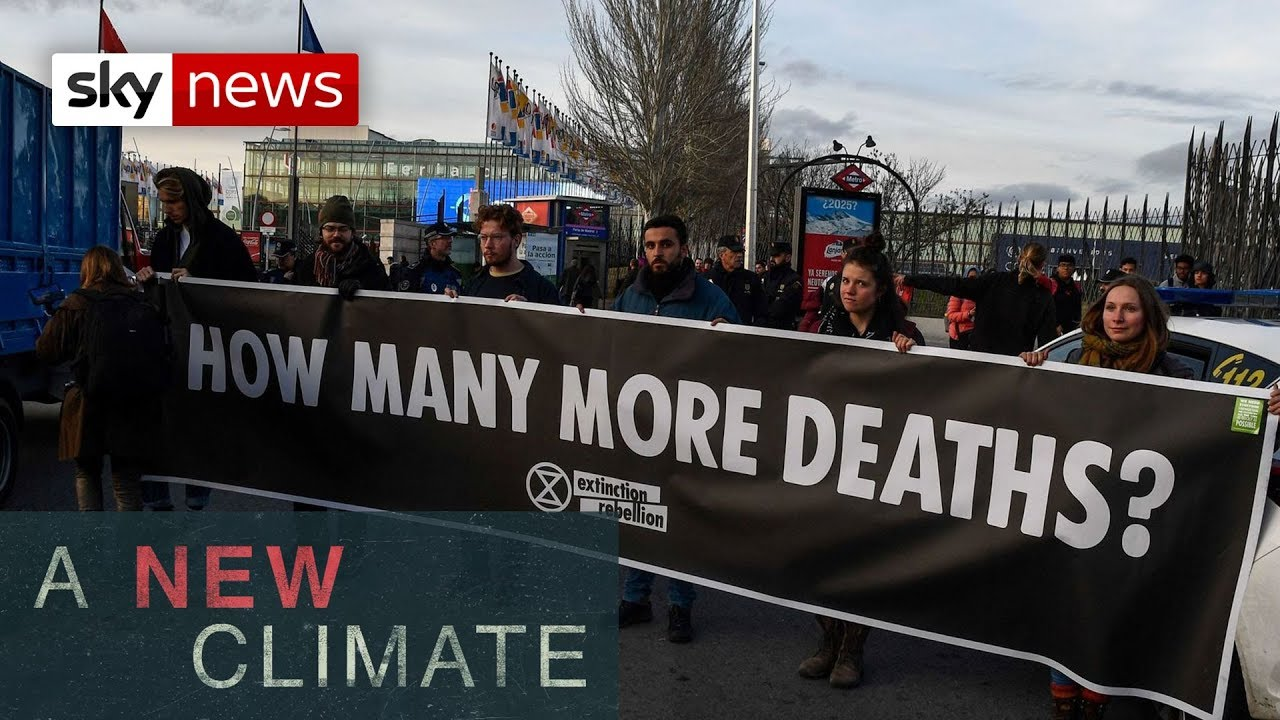 Climate change talks end without deal on key carbon targets