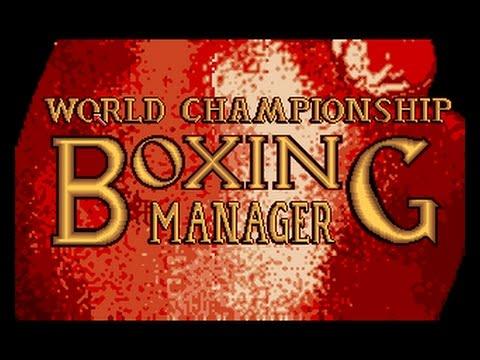 World Championship Boxing Manager - Amiga