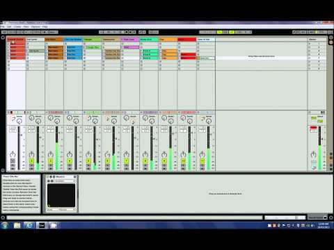Snoop Dogg Sexual Eruption Remake in Ableton