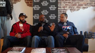 """Freeway Rick Ross Talks Prison Reform, His New Book """"21 Keys of Success"""", His Life and More"""