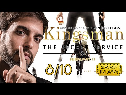 Kingsman (2015) 8/10 - Seacage's Hot Review