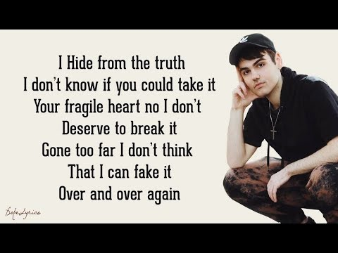 Nico Collins  Over and Over Again Lyrics 🎵