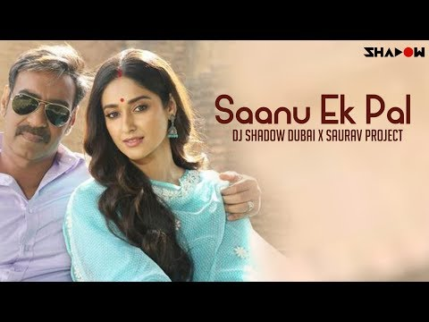 Sannu Ik Pal Remix | DJ Shadow Dubai X Saurav Project |  Ustad Nusrat Fateh Ali Khan Tribute