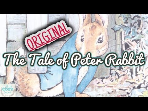 The Tale Of Peter Rabbit By Beatrix Potter READ ALOUD For Children