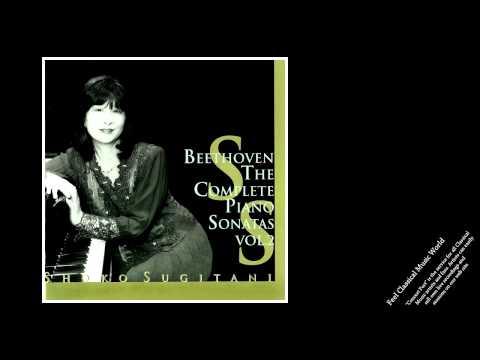 Shoko Sugitani: Beethoven Piano Sonatas Vol.2