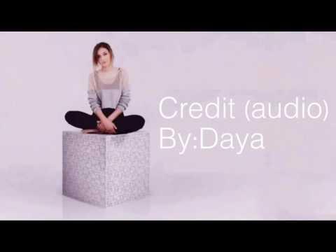Credit- Daya (Target bonus track)