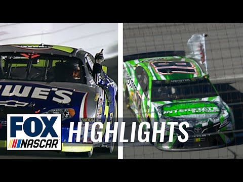 Kyle Busch's biggest wins on his way to 200 total victories | NASCAR on FOX HIGHLIGHTS