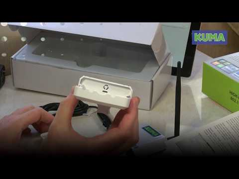 Motorhome Kuma Wifi Kit V1 Router & Booster Setup | Unboxing Caravan Wifi Receiver Kit