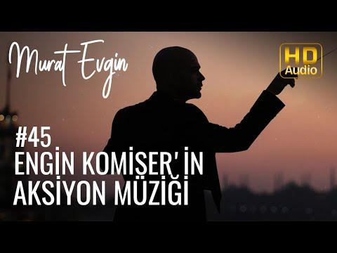 Engin Komiser'in Aksiyon Müziği | Arka Sokaklar Dizisi Müzikleri #45