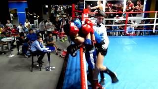 MUAY THAI-Чемпионат Кыргызстана 2016 по Тайскому  Боксу. Интервью с президентом федерации.