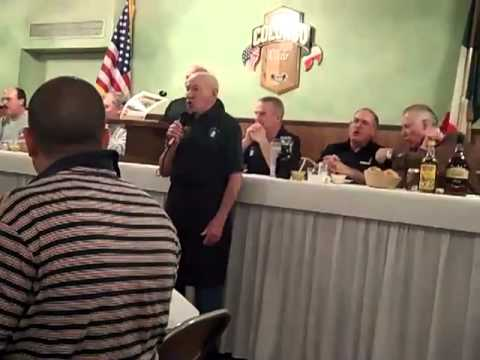 Columbo Club - Dinner with 500 Italian Men in Oakland