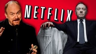 Netflix to Produce Original Documentaries, Stand-Up Comedy Specials