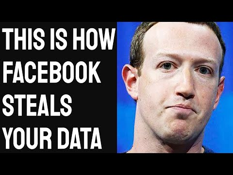 What Does Facebook Really Do With YOUR Data?
