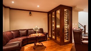Wine Cellar Design by Papro Consulting, 'Under the Stairs Wine Cellar'