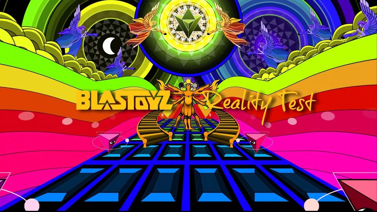 Download Blastoyz & Reality Test - Kabalah