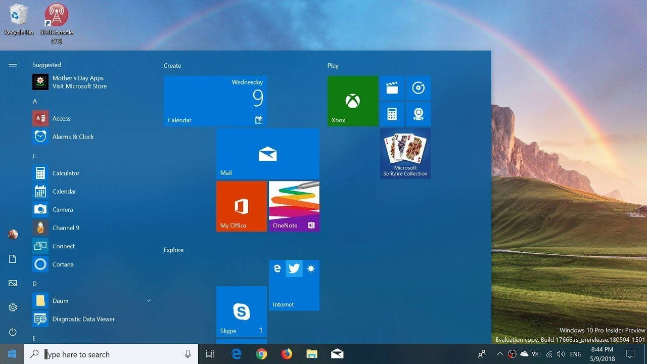 windows 10 latest build 1809 iso