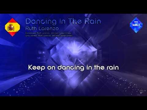 "Ruth Lorenzo - ""Dancing In The Rain"" (Spain)"