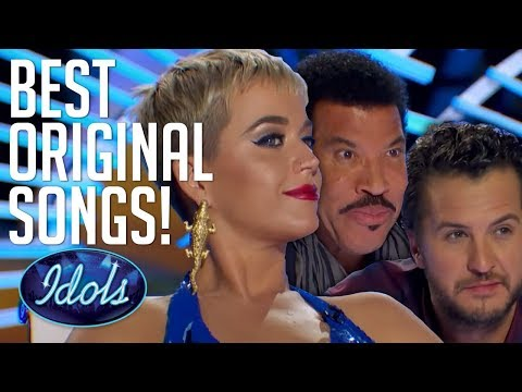 BEST ORIGINAL SONG AUDITIONS On American Idol 2018 ...So Far... | Idols Global
