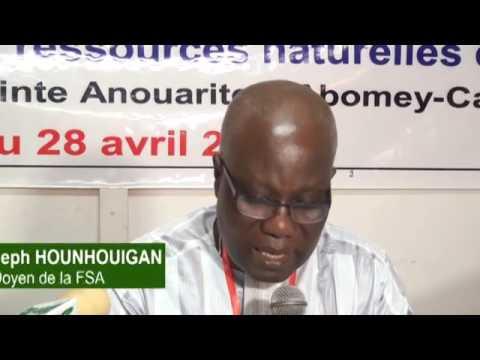 Vidéo de GBIF Bénin 2016