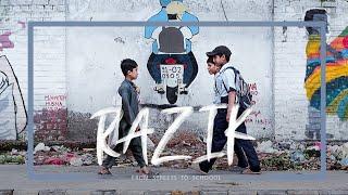 Gambar cover Razik - A Journey of Street to School ( Education Journey of Pakistan )