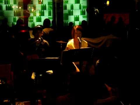 Zombie (Acoustic Cover)-Irwan Raman,Phoebe Ong & Joshua Alexis (Ocular) @ Giraffe,S'pore.