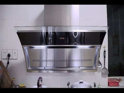 Newest Elegant Kitchen Design Ideas Powerful 36 Quot Vent Hood Youtube