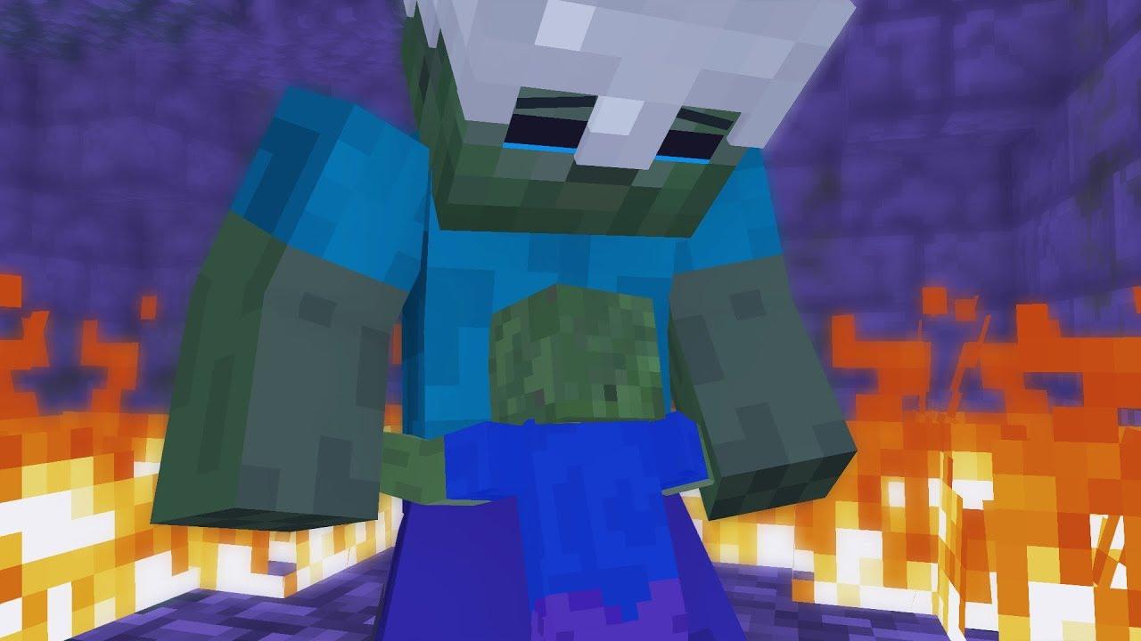 Villager Life IV - Minecraft Animation