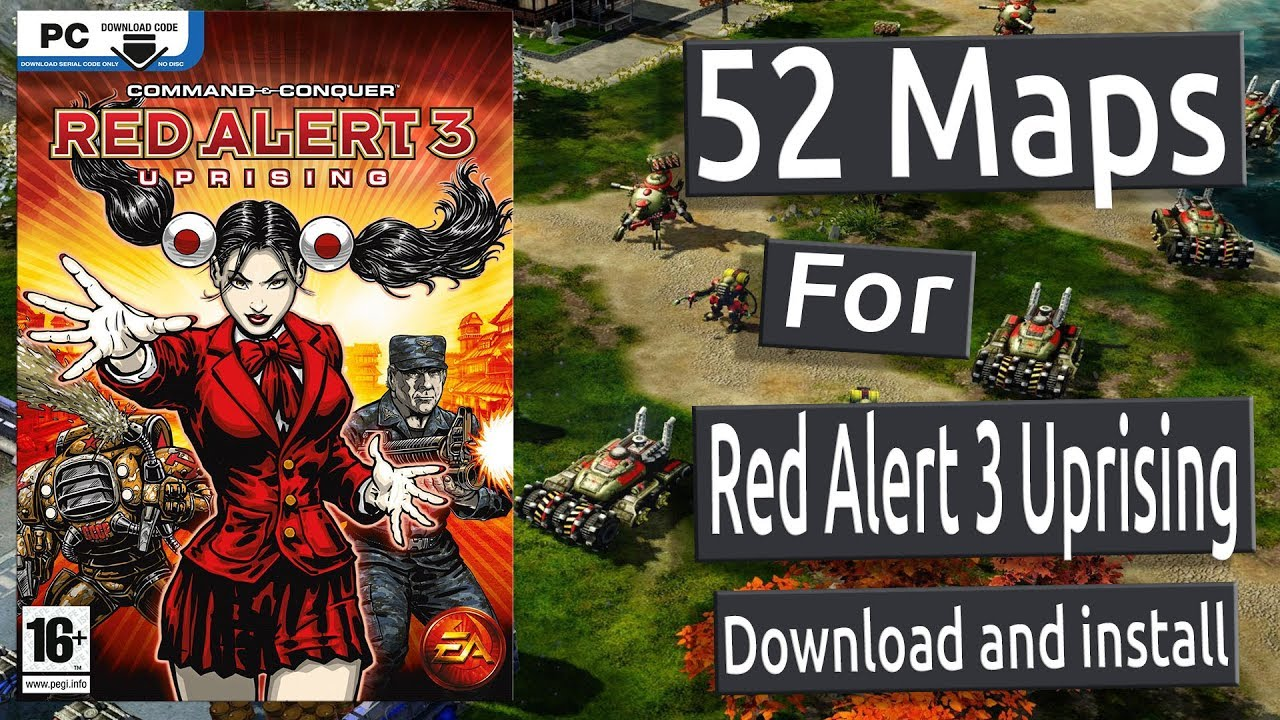 Red alert 3 uprising free download full game for windows 7.