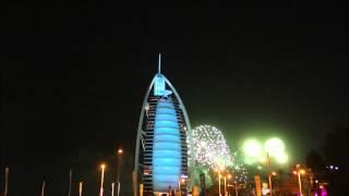 Happy New Year 2014 Burj AlArab