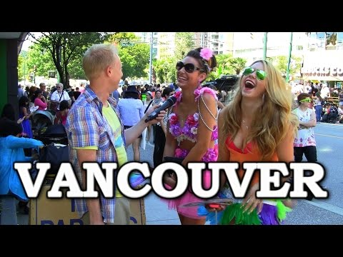 Joe Goes To CANADA: VANCOUVER