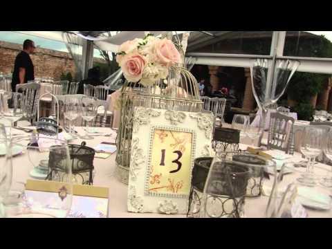 Nunta Vintage, Palatul Mogosoaia / making of WeddingDesign by Eventure Company & Toni Malloni