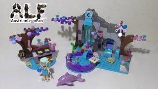 Lego Elves 41072  Naida's Spa Secret / Naidas Geheimnisvolle Quelle - Lego Speed Build Review