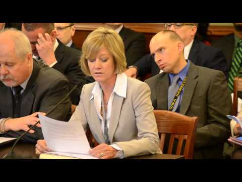 State Rep. Jeanne Ives on House Bill No. 4268