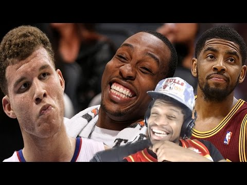 WOAH HOWARD OVER KYRIE & BLAKE!? RANKING THE LAST 15 FIRST OVERALL NBA DRAFT PICKS REACTION